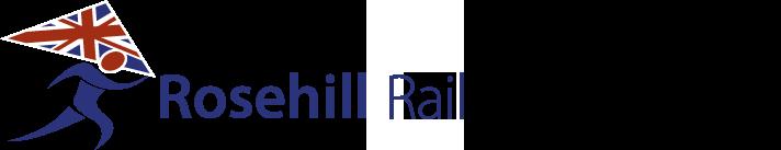 Le train de Rosehill