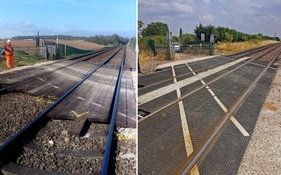 Newthorpe Quarry User-Worked Crossing Upgrade