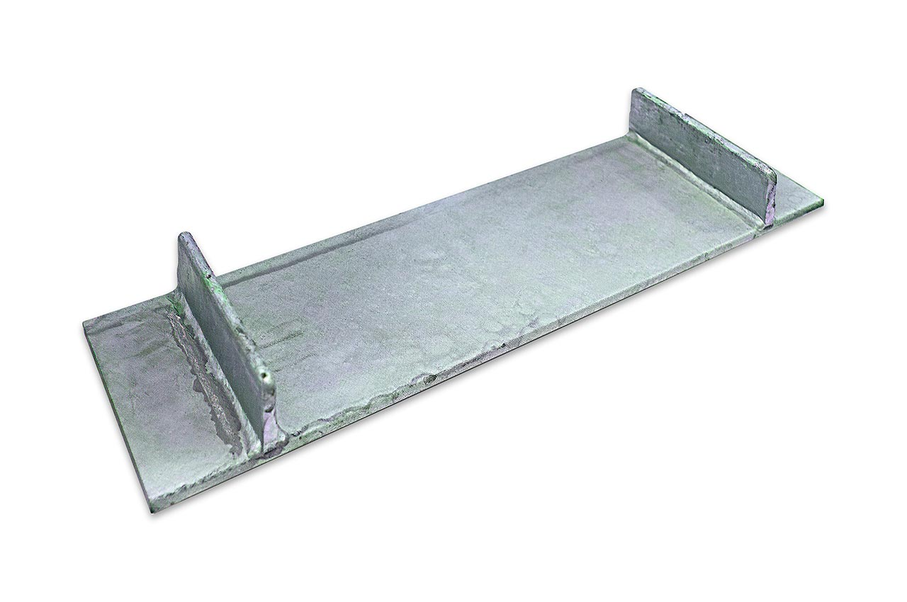 Rubber Edge Beam Connector Plate