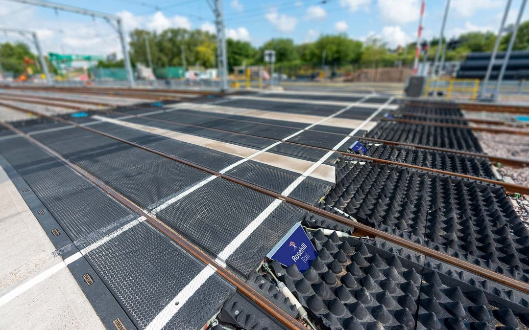 Rosehill Rail Accelerates European Growth with Infrabel Supply Contract