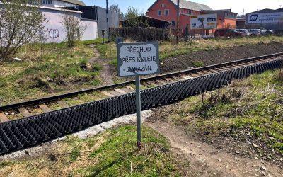 Anti-Trespass Panels In Tábor