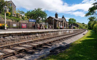Oakworth Station, West Yorkshire