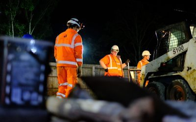 Level Crossing Removal By VolkerRail Ltd